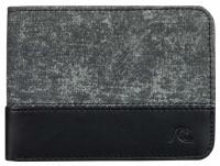 Quiksilver Baffled Wallet - Black