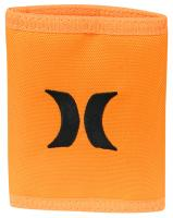 Hurley One and Only Trifold Wallet - Neon Orange