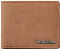 Dakine Agent Leather Wallet - Brown