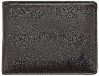 Nixon Pass Bi-fold Wallet - Brown