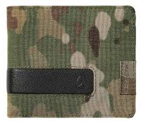 Nixon Showdown Bi-fold Wallet - Multicam