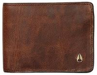 Nixon Arc SE Bi-fold Wallet - Brown