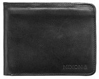 Nixon Stealth Slim Bi-fold Wallet - Black