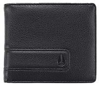 Nixon Showdown Bi-fold Wallet - All Black