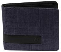 Nixon Showoff Bi-fold Wallet - Blue Wash