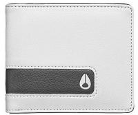 Nixon Showoff Bi-fold Wallet - White / Charcoal