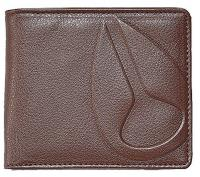 Nixon Haze Bi-fold Wallet - Chocolate