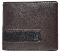 Nixon Showdown Bi-fold Wallet - Brown