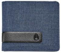 Nixon Showdown Bi-fold Wallet - Blue Wash