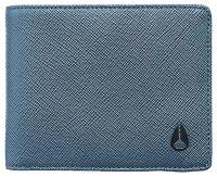 Nixon Escape Bi-fold Clip Wallet - Navy