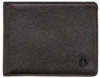 Nixon Cape Bi-fold ID Wallet - Brown