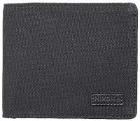 Nixon Atlas Canvas Bi-fold Wallet - Black