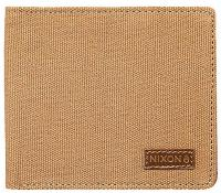 Nixon Atlas Canvas Bi-fold Wallet - Tobacco