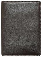 Nixon RF Card Wallet - Brown