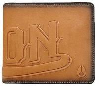 Nixon Hyde Bi-fold Wallet - Tan