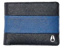 Nixon Pass Bi-fold ID Wallet - Indigo / French Blue