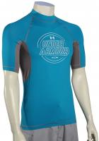 Under Armour Ames SS Rash Guard - Deceit