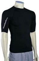 Volcom Staple SS Rash Guard - Black