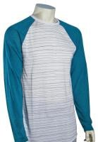 Billabong Skulldrag LS Surf Shirt - White