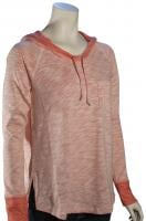Roxy Boomerang Love Hoody - Faded Rose