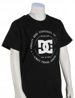 DC Boy's Rebuilt T-Shirt - Black