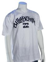 Billabong Boy's Rounds T-Shirt - White