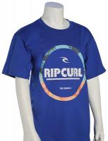 Rip Curl Boy's Style Master 17 T-Shirt - Royal Blue