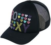 Roxy Girl Splashin Hat - Acid Black