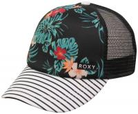 Roxy Girl's Honey Coconut Hat - Anthracite / Badami