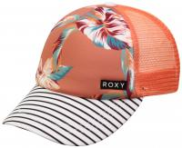 Roxy Girl's Honey Coconut Hat - Terra Cotta / Tropic Call