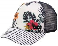 Roxy Girl's Honey Coconut Hat - Bright White / Badami