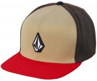 Volcom El Stone Youth Hat - Coffee
