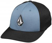 Volcom Boy's Full Stone XFit Hat - Horizon Blue