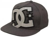 DC Boy's Ya Heard Hat - Charcoal Heather