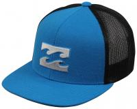 Billabong Boy's All Day Trucker Hat - Blue