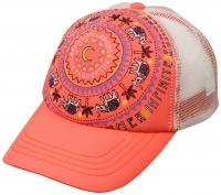 Billabong Girl's Reaching Out Trucker Hat - Pop Pink