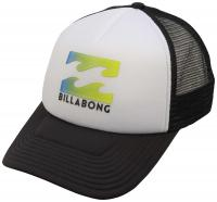 Billabong Boy's Podium Trucker Hat - Black / Blue