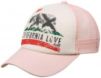 Billabong Girl's Pitstop Trucker Hat - Pink Lily