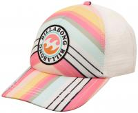 Billabong Girl's Shenanigans Trucker Hat - Party Pink