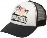 Billabong Girl's Ohana Trucker Hat - Black Pebble