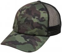 Billabong Boy's Podium Trucker Hat - Dark Camo