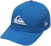 Quiksilver Boy's Mountain and The Wave Hat - Victoria Blue