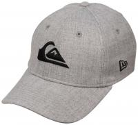 Quiksilver Boy's Mountain and Wave Colors Hat - Athletic Heather