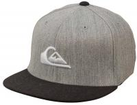 Quiksilver Boy's Stuckles Hat - Medium Grey Heather