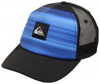 Quiksilver Boy's Hold Down Trucker Hat - Electric Blue