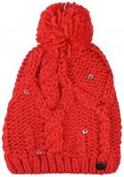 Roxy Girl's Shooting Star Beanie - Azalea