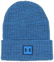 Under Armour Boy's Truckstop Beanie - Blue Circuit / Academy