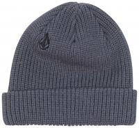 Volcom Boy's Full Stone Beanie - Midnight Blue