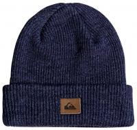 Quiksilver Boy's Performed Beanie - Navy Blazer Heather