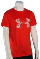 Under Armour Boy's Slasher Surf Shirt - Rocket Red